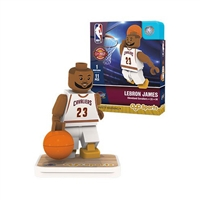 OYO NBA - Cleveland Cavaliers -  LeBron James (G1)