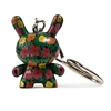 Kidrobot Andy Warhol Dunny Keychain - Flowers (2/24)