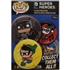 Funko POP! Buttons - DC Comics Super Heroes - Robin
