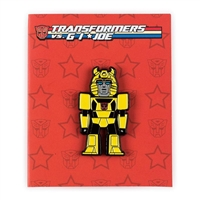 Kidrobot Transformers vs G.I. Joe Enamel Pin Series - Bumblebee (2/20)