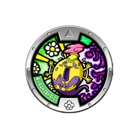 Yo-Kai Watch - Series 3 Medal - Reversa (1/24)