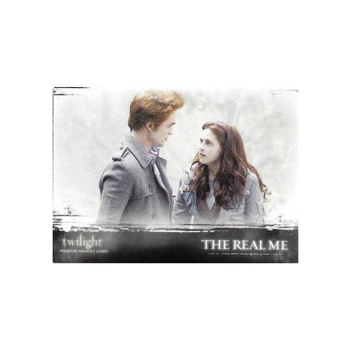 Twilight Premium Trading Cards - Card #45 - The Real Me