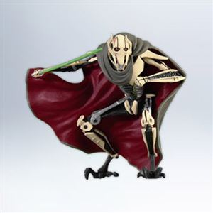 2012 - General Grievous - Star Wars - #16 in Series