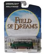 Greenlight Hollywood Series 9 - Field of Dreams - 1973 Volkswagen Type 2 (T2B) - Green Machine