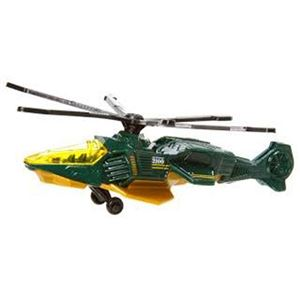 2013 Sky Busters - Air Grabber 2100 - Green