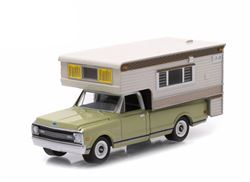 1969 Chevrolet C10 Cheyenne with Large Camper Hobby Exclusive
