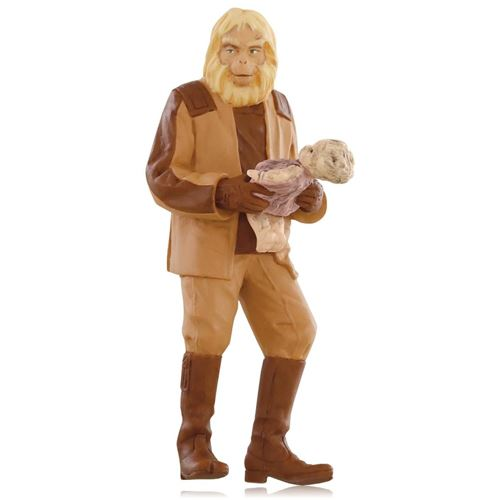 2015 Planet of the Apes - Dr. Zaius Ornament