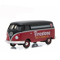 "Greenlight - Motorworld Series 16 - ""Firestone"" Volkswagen Panel Van"