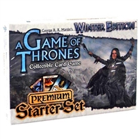 Game of Thrones Winter Edition Premium Starter Set