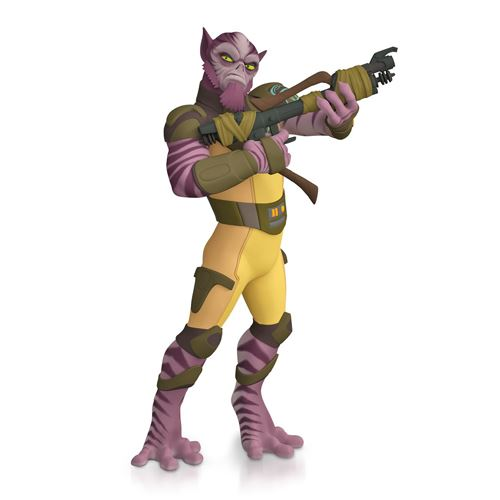 2015 Star Wars Rebels Zeb Orrelios