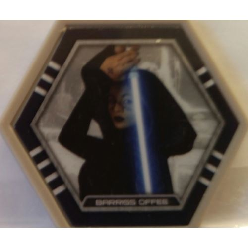 Star Wars Galactic Connexions - Barriss Offee - Gray/Standard - Common