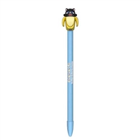 Funko Bananya Pen with Character Topper (Kuro Black Bananya)