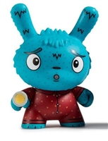 Kidrobot Scared Silly Dunny Series - Arya Afraid of the Dark