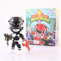 The Loyal Subjects - Mighty Morphin Power Rangers Series 1 - Black Ranger (Rare)