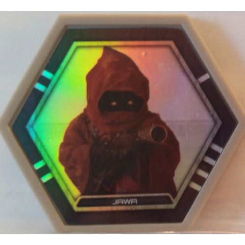 Star Wars Galactic Connexions - Jawa - Gray/Holographic Foil - Common