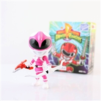 Power Rangers Mighty Morphin Series 1 - Pink Ranger  - 2/16