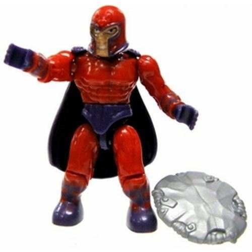 Marvel Microfigures Series 3 Magneto Common #91248