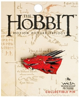 WETA Collectibles Hobbit Collectors Pin Smaug Chiodini Spille
