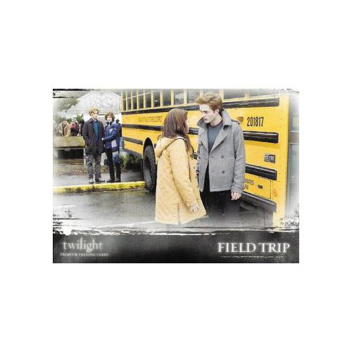 Twilight Premium Trading Cards - Card #35 - Field Trip