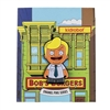 Kidrobot Bob's Burgers Enamel Pin Collection - Hugo (1/20)