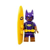 Lego - The Lego Batman Movie Series 2 Minifigure - Vacation Batgirl