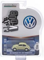 Greenlight - Club V-Dub - 1952 Volkswagen Type 1 Split Window Beetle