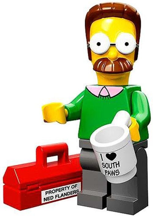 The Simpson Series - Ned Flanders