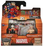 Marvel Wave 18 Marvel Now Thor And Absorbing Man
