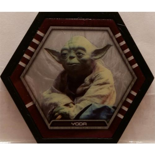 Star Wars Galactic Connexions - Yoda - Black/Standard - Uncommon