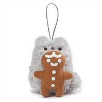 Pusheen Series 8 - Christmas Sweets - Stormy w/Gingerbread Man
