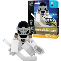 OYO NHL - Las Vegas Golden Knights - HM Exclusive Marc-Andre Fleury 400th Win 3/12/2018