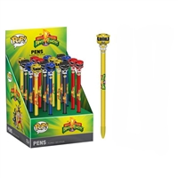 Funko Pen Toppers - Mighty Morphin Power Rangers - Yellow Ranger