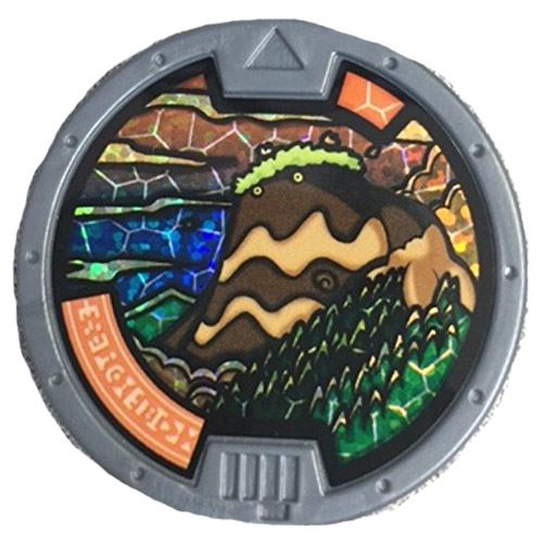 Yo-Kai Watch Series 2 Dromp Medal [Loose]