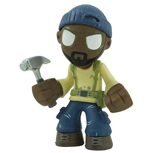 Funko- Mystery Mini- The Walking Dead - Series 3 - Tyreese  (1/12)