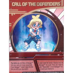 Foil Ability Card - Call of the Defenders