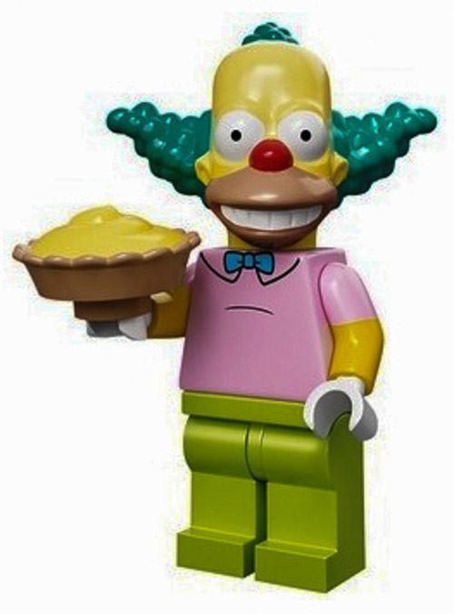 The Simpson Series - Krusty the Clown