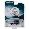 "Greenlight - ANNIVERSARY SERIES 6 COLLECTION - 1979 Jeep CJ-5 Gray with Black Top ""Silver Anniversary Edition"""