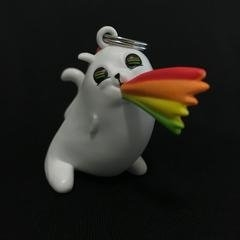 Exploding Kittens Backpack Hanger Blind Pack - Rainbow-Ralphing Cat