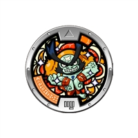 Yo-Kai Watch - Series 3 Medal - Darumacho (1/24)