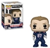Funko POP NFL: Patriots- Rob Gronkowski (Color Rush)