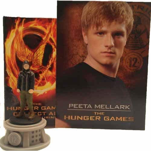 "Bundle - 2 Items - Hunger Games ""Peeta"" Gift Set"