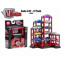 M2 Machines - Auto Lift 5pk w/ Base.