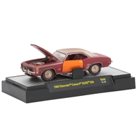 M2 Machines - Auto-Projects (R40) - 1969 Chevrolet Camaro SS/RS 350