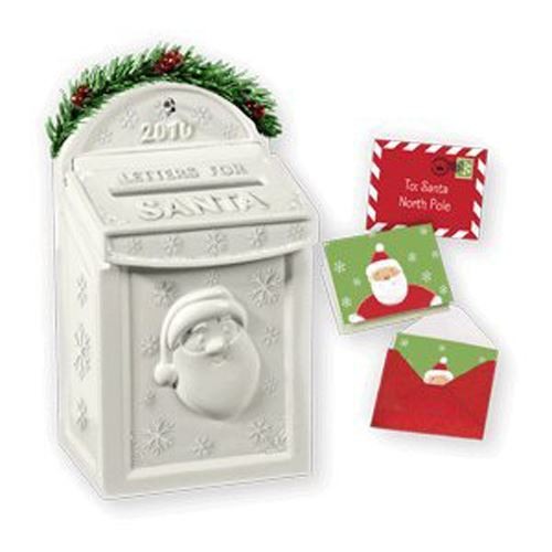 2010 - Letters For Santa-Mailbox