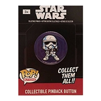 Funko POP! Buttons - Star Wars Episode 7 - Stormtrooper