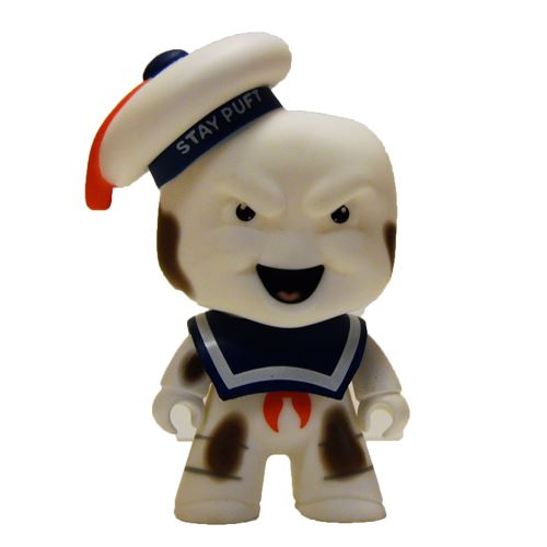 Ghostbusters Stay Puft Burnt