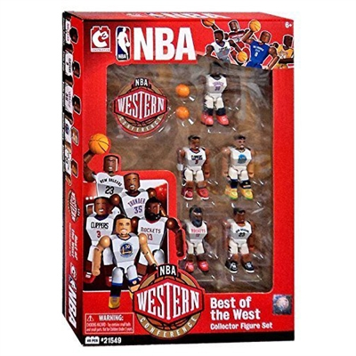 C3 NBA Figure 5 Best of West Pack