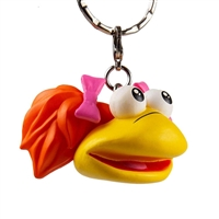 Kidrobot Keychain - Fraggle Rock - Red (2/24)
