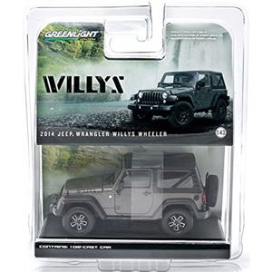 2014 Jeep Wrangler Willys Wheeler Edition Granite