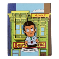 Kidrobot Bob's Burgers Enamel Pin Collection - Jimmy Pesto (1/20)